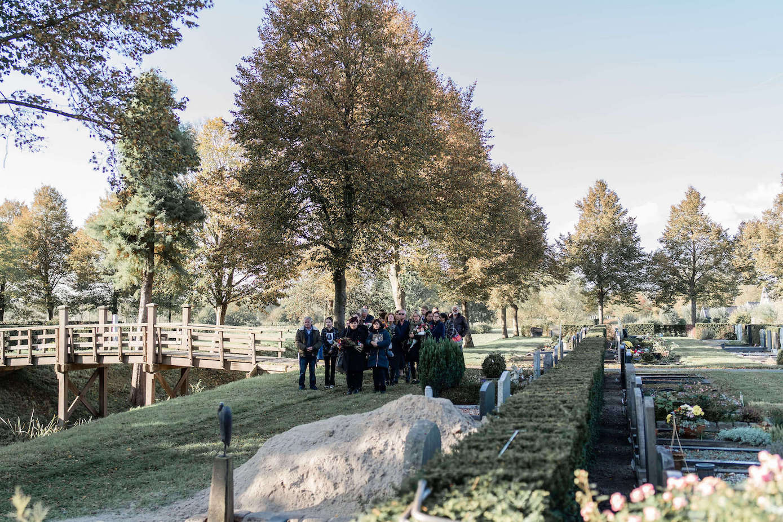 begrafenis weesp carspelhof iede hoorn