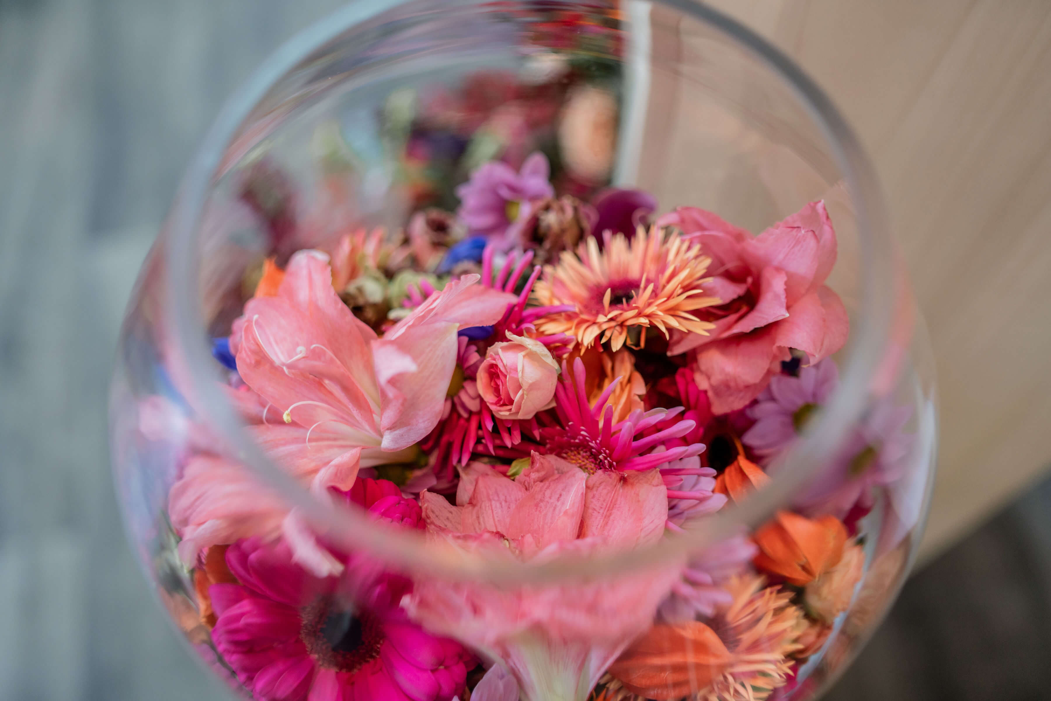 strooi bloemen strooibloemen uitvaart graf
