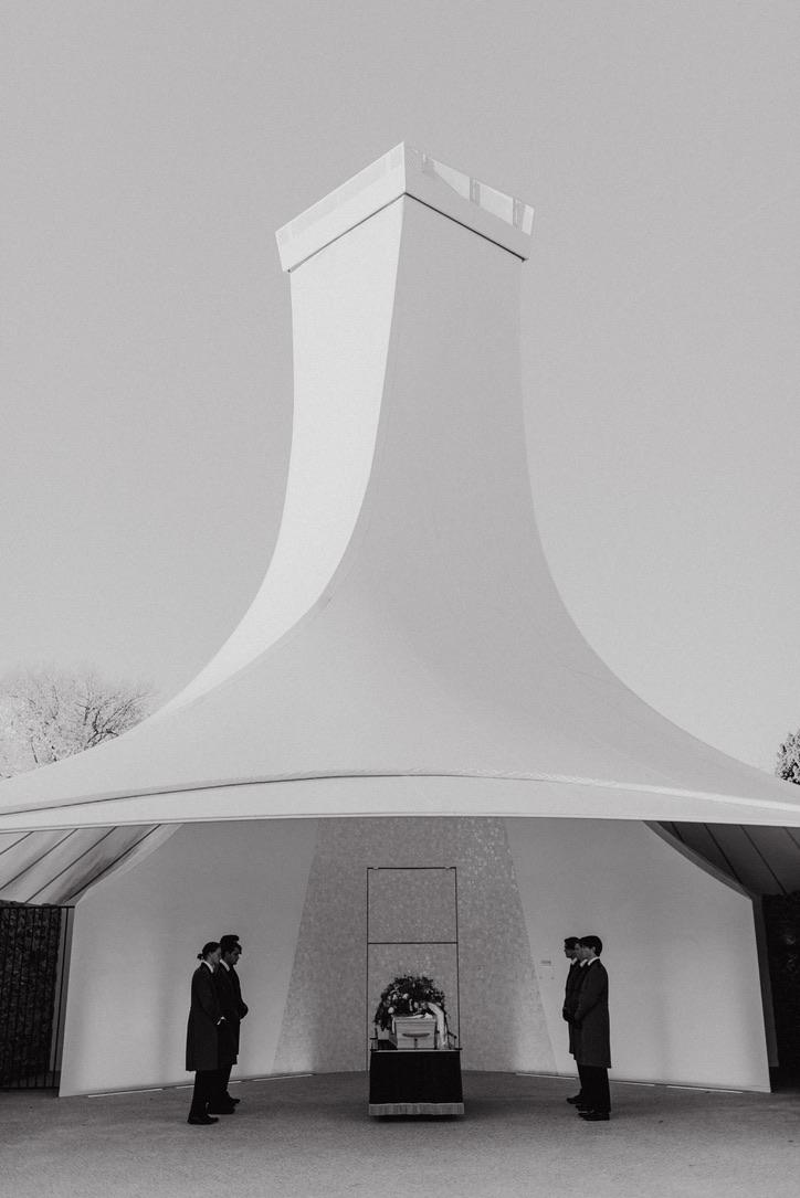 Zorgvlied Amsterdam Crematorion crematie uitvaart dragers
